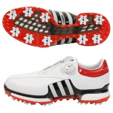 アディダス(adidas) ゴルフシューズ ツアー360EQTボア F33732W/RD (Men's)