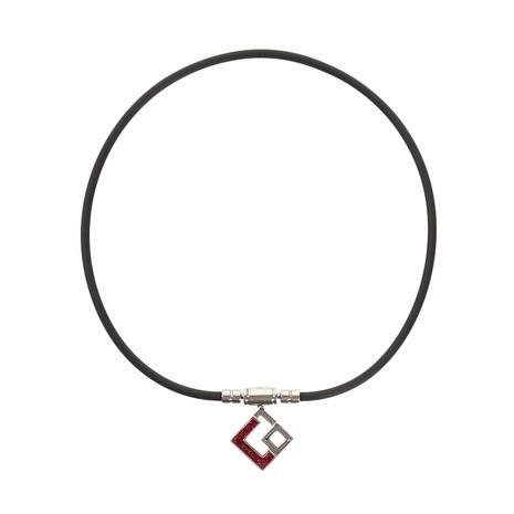 コラントッテ(Colantotte) TAO 磁気ネックレス AURA レッドラメ ABAPH02 (Men's、Lady's)