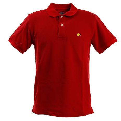 エディットオブキウィ(edit of KIWI) ゴルフウェア ドライピケ 半袖ポロシャツ 3 91EK5SP01100M-C035 (Men's)