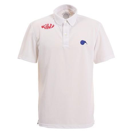 エディットオブキウィ(edit of KIWI) ゴルフウェア Round Collar ポロシャツ 4 91EK5SP03100M-C001 (Men's)