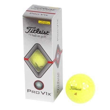 pro v1 ボール  PRO V1X 19 3個入り T2146S-3PJ (メンズ)