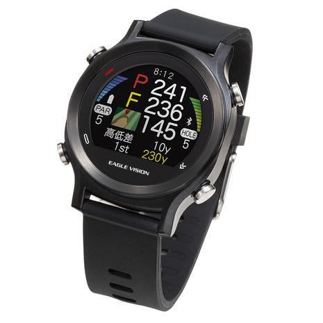 イーグルヴィジョン(EAGLE VISION) ゴルフ ゴルフナビ 腕時計タイプ イーグルビジョン ウォッチエース (watchACE) EV-933 (メンズ、レディース)