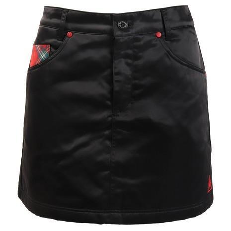 ルコック スポルティフ(Lecoq Sportif) TUFLEX ヘビースカート QGWOJE06-BK00 (Lady's)