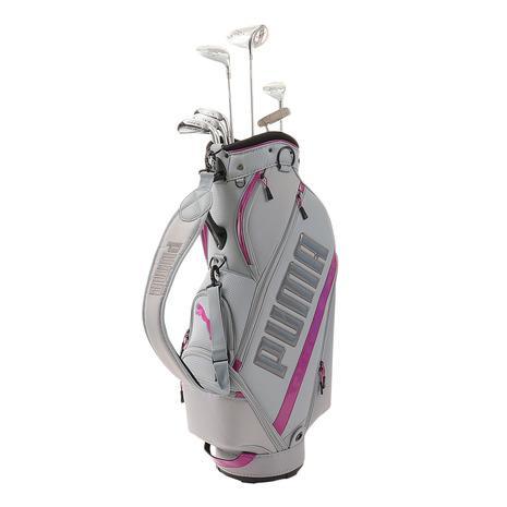 コブラ(Cobra) ゴルフクラブセット レディース FMAX SUPERLITE 8本セット キャディバッグ付 アイアンカーボンシャフト フレックスL (Lady's)
