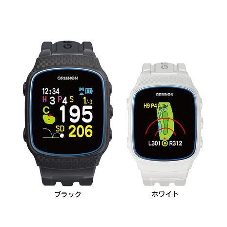 グリーンオン(GREENON) ゴルフナビ 腕時計タイプ ザ・ゴルフウォッチ ノルム2 G018B (メンズ、レディース)