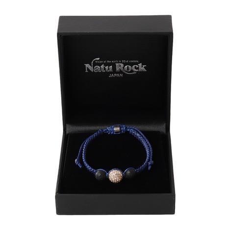 ナチュロック(Natu Rock) 溶岩ブレスレット ダブルイーグル別注 DE-005