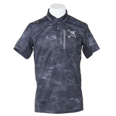 オークリー(OAKLEY) Skull Clathrate Shirts 1253492 STL/TGH/STL (Men's)