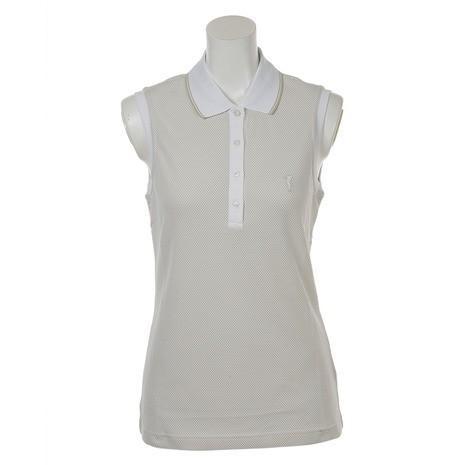 ゴルフィーノ(GOLFINO) bubblejqd sleeveless 2338424-122 (Lady's)