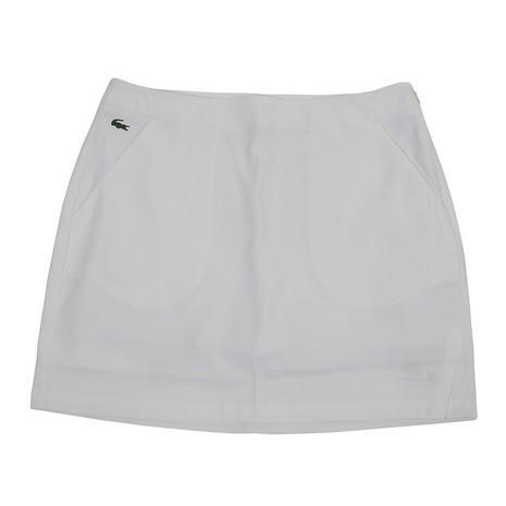 ラコステ(LACOSTE) ゴルフウェア レディース 合繊系スカート JF3433L-001 (Lady's)