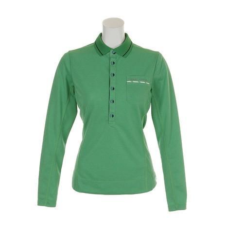 ヒールクリーク(HEAL CREEK) ゴルフウェア レディース L長袖シャツ 002-28915-022 (Lady's)