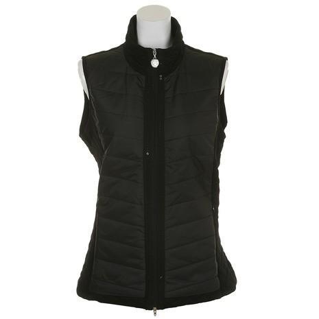 ゴルフィーノ(GOLFINO) ゴルフウェア レディース Feathers Waistcoat 3321127-890 (Lady's)