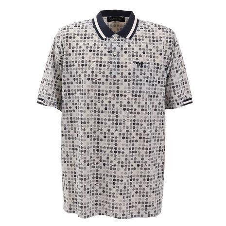 ヒールクリーク(HEAL CREEK) ゴルフウェア メンズ 半袖ポロシャツ 29641 004-29641-013 (Men's)