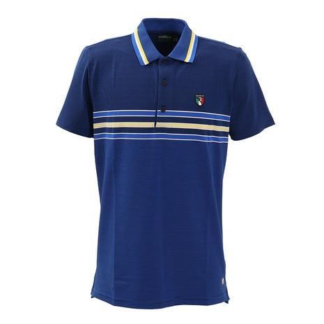 シェルボ(CHERVO) ゴルフウェア メンズ AVO 半袖ポロシャツ 031-29641-099 (Men's)