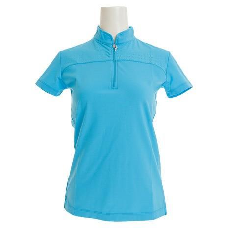 シェルボ(CHERVO) ゴルフウェア レディース ANEF 半袖ポロシャツ 032-29641-095 (Lady's)