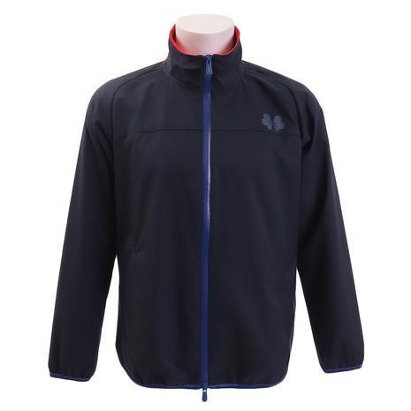 トヴホ(tovho) ゴルフウェア メンズ メランジトラック ジャケット 21-343100-069 (Men's)