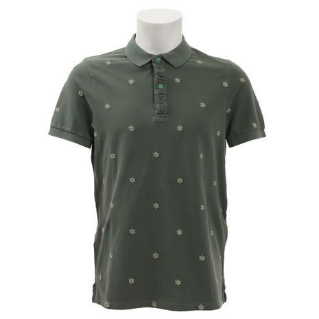 Shockly ゴルフウェア メンズ 半袖ポロシャツ DAISY-9B-EUS11 (Men's)