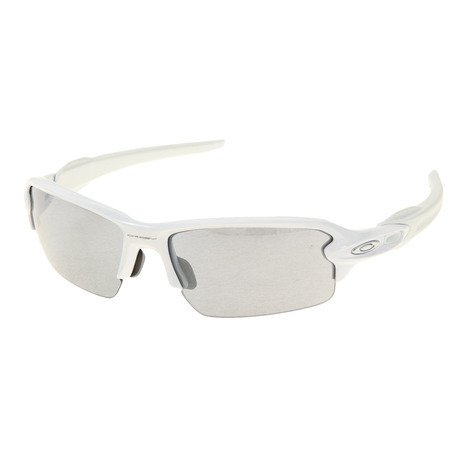 オークリー(OAKLEY) サングラス Flak2.0 PWht/SlteIrd 92711661 (Men's、Lady's)