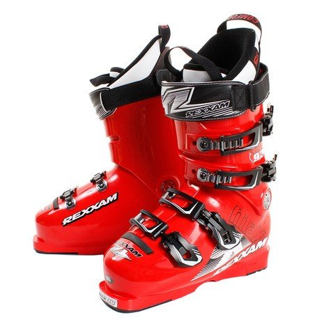 REXXAM スキーブーツ PowerMAX-93赤 (Men's)