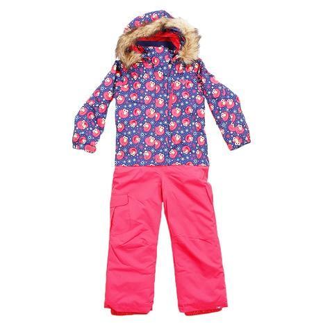ロキシー(ROXY) ジュニア PARADISE スノー・ジャンプスーツ ERLTS03001BGM9 (Jr)