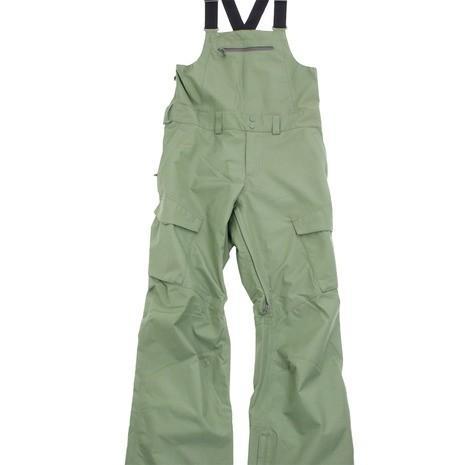 バートン(BURTON) ゴアテックス リザーブ ビブパンツ 20554100301 CLOVER スノーボードウェア パンツ メンズ (Men's)