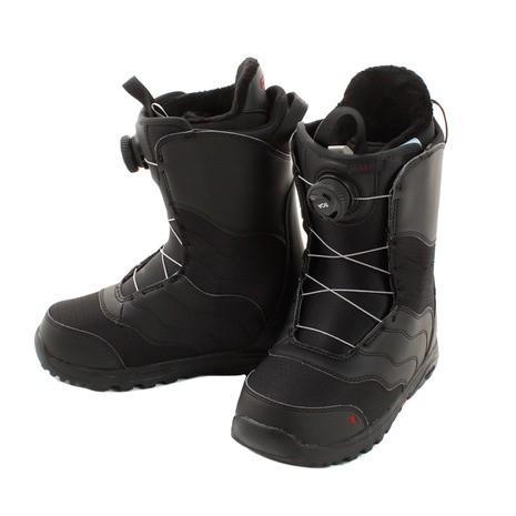 MINT BOA スノーボードブーツ BLACK 13177104001 レディース