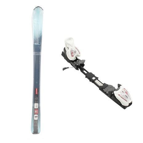 ブリザード(BLIZZARD) ジュニア スキー板 ビンディング付 18 SHEEVA JR+IQ4.5 (Jr)