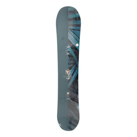 2018-2019 WONDER L40525900 レディース スノーボード板 (レディース)