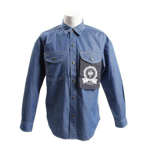 チャムス(CHUMS) プレイシャツ CH02-1098 L.Idg (Men's)