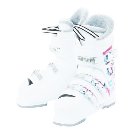 ロシニョール(ROSSIGNOL) RBG5130 FUN GIRL J3白い キッズ ジュニア スキーブーツ (Jr)
