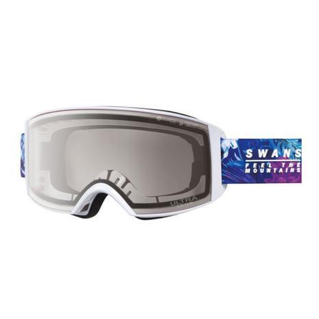 スキー ゴーグル メンズ スノーゴーグル メガネ対応 ULTRA調光レンズ ラカン 21
