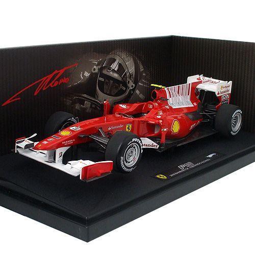 マテル 1/18スケール フェラーリ F10 F.アロンソ バーレーンGP エリートシリーズ MT6257T