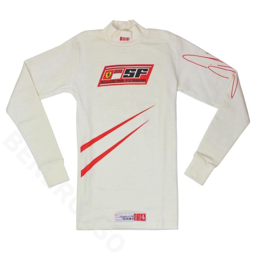 メモラビリア フェラーリ 2008 SFドライバー支給用 ノメックスシャツ K.ライコネン(未使用)  (返品·交換対象外)