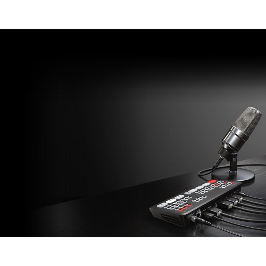 在庫あり ATEM Mini Blackmagic Design ブラックマジックデザイン ライブプロダクションスイッチャー  SWATEMMINI ライブ配信 YouTube Facebook TwitchTV|videoallcam|06