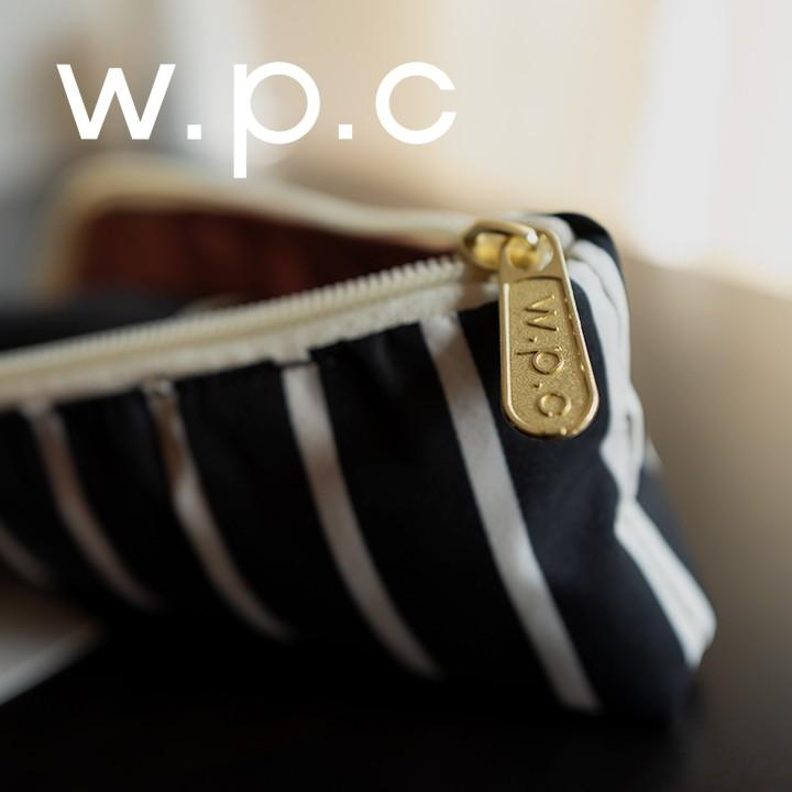 Wpc 折りたたみ傘 軽量 レディース傘 晴雨兼用傘 ハート&ボーダー ミニ ジッパーケース heart & border gold mini Wpc ワールドパーティー 951-128 villagestore 06