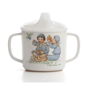 子供用食器3点セット Putte ブルーベリー森でのプッテ エルサベスコフ 出産祝い ベビー 赤ちゃん|villervalla|04