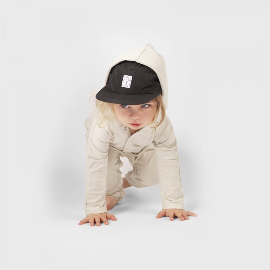 SCHMECK 5 panel cap BLACK 黒 キャップ 帽子|villervalla|04
