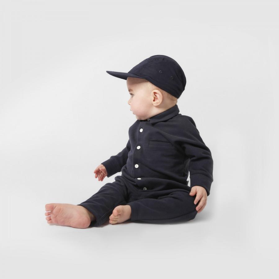SCHMECK 5 panel cap NAVY 紺 キャップ 帽子|villervalla|03