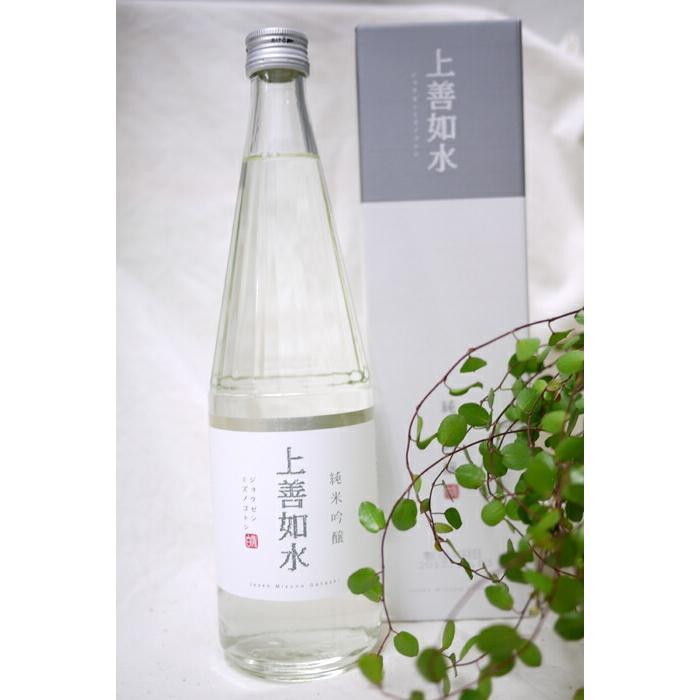 上善如水 純米吟醸 720ml/白瀧酒造 vin-naturely 02