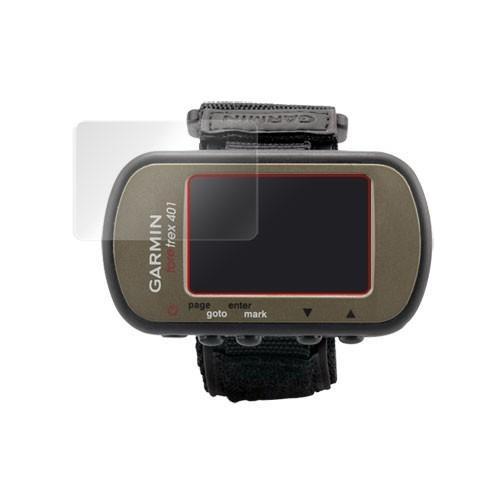 OverLay Plus for GARMIN Foretrex 401/301(2枚組) 液晶 保護 フィルム ガーミン サイクルコンピューター GPS 低反射 visavis 03