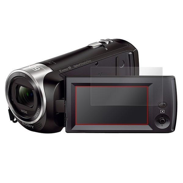 ハンディカム 用 保護 フィルム OverLay Plus for SONY デジタルビデオカメラ ハンディカム HDR-CX470 低反射|visavis|03