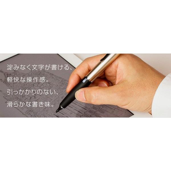 URBAN UTILITY ペン先2mm 感度調節機能付き 自己静電発生式タッチペン「スラッペン」 visavis 03