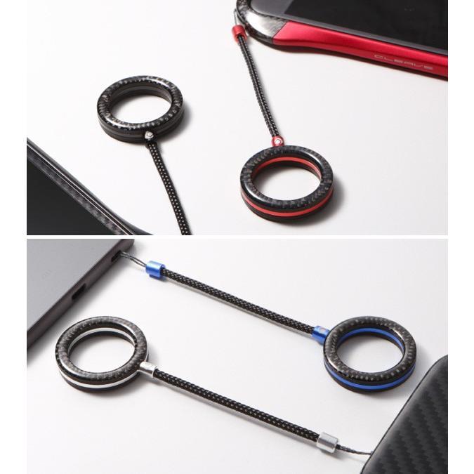Finger Ring Strap Aluminum Combination スマホに最適 スマホ落下防止 ストラップ|visavis|03