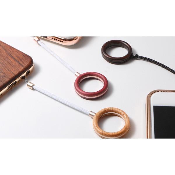 Finger Ring Strap Aluminum Combination スマホに最適 スマホ落下防止 ストラップ|visavis|05