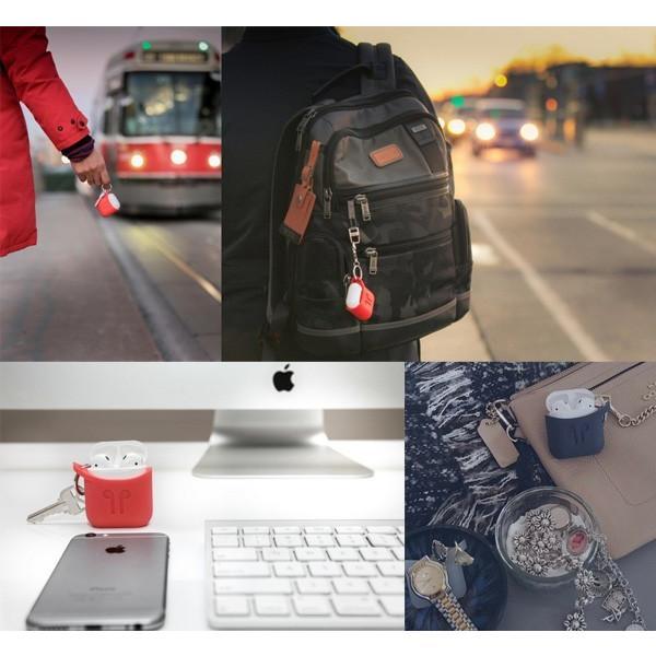 PodPocket AppleのAirPods用充電ケースに対応したシリコンケース Pod Pocket|visavis|03