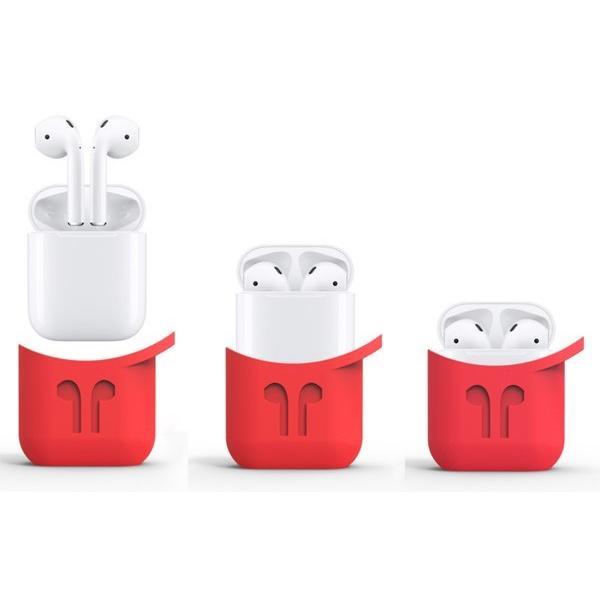 PodPocket AppleのAirPods用充電ケースに対応したシリコンケース Pod Pocket|visavis|05