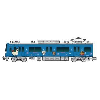 京急600形「コリラックマ&チャイロイコグマがおがお号」8両編成セット(動力付き)