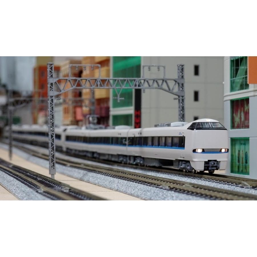 KATO 683系「サンダーバード」リニューアル車 基本+増結 9両