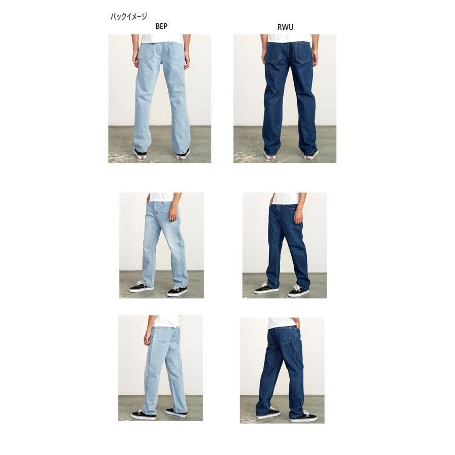 RVCA Mens Americana Denim Jean