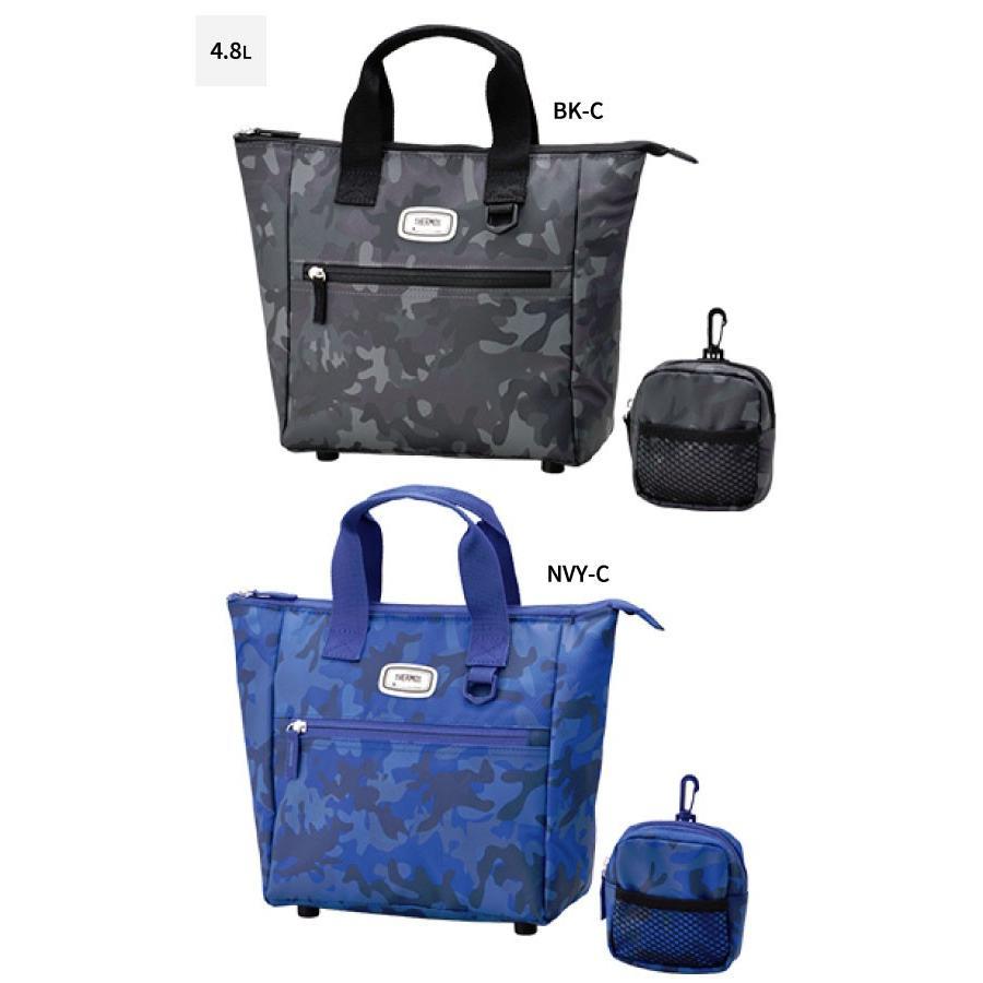 4.8L サーモス メンズ レディース 保冷ラウンドトートバッグ バッグ 鞄 クーラーバッグ 保冷バッグ ラウンドバッグ ゴルフ REN-001|vitaliser|02