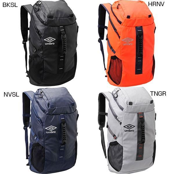 34L アンブロ メンズ レディース バックパック M リュックサック デイパック バッグ 鞄 スポーツ UUALJA01